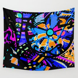 Freestyle Wall Tapestry