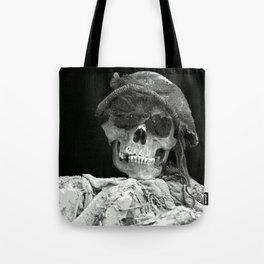 skullcap Tote Bag