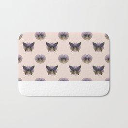 Butterfly 01 Bath Mat