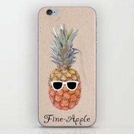 Fine Apple iPhone Skin