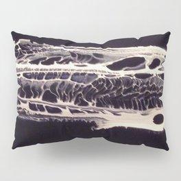 Black_White_Bone Pillow Sham