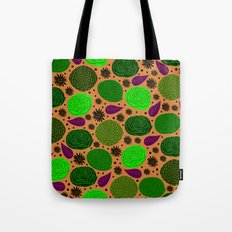 Mary Flower Tote Bag