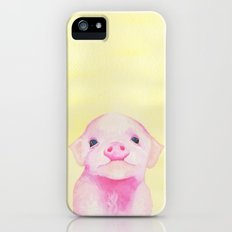 Baby Piglets Slim Case iPhone (5, 5s)