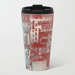 Paris Revisited Travel Mug