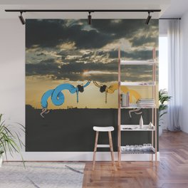 Aim for the Sky  Wall Mural