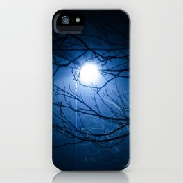 The Eye of a Tree iPhone Case