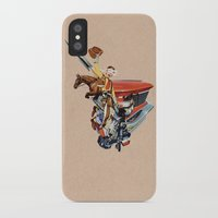 western iPhone & iPod Cases featuring Western by Lerson