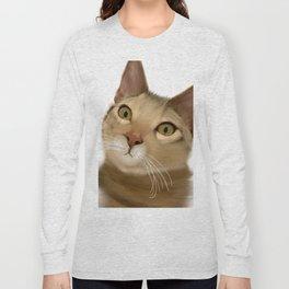 Joey Kitten Long Sleeve T-shirt