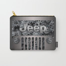 Jeep Steampunk Style Carry-All Pouch