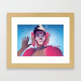 Manila Luzon (as Tweaker) Framed Art Print
