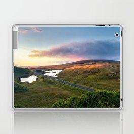 Vanishing Lakes,Ireland,Northern Ireland,Ballycastle Laptop & iPad Skin