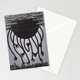 The Devourer Stationery Cards