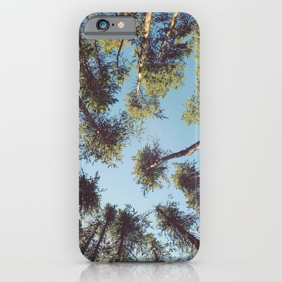 look up & GET LOST iPhone & iPod Case