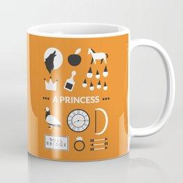 OUAT - A Princess Coffee Mug