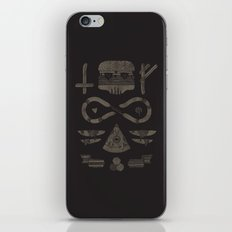 Fast Food Occult iPhone & iPod Skin