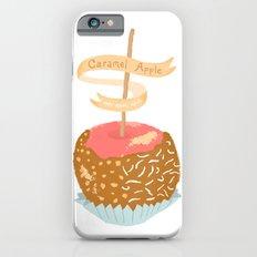 Caramel Apple om nom nom iPhone 6s Slim Case