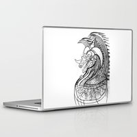 dragon ball Laptop & iPad Skins featuring Dragon. by sonigque