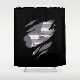 Kaneki Ken Shower Curtain