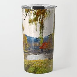 Boston, Panorama Travel Mug