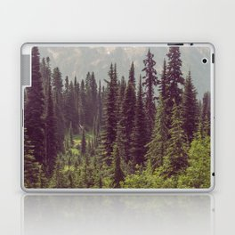 Faraway - Wilderness Nature Photography Laptop & iPad Skin