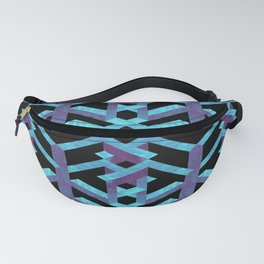 Impossible Interlace Fanny Pack