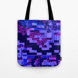 taintedcanvas165 Tote Bag