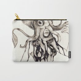 Squid Ink Carry-All Pouch