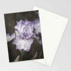 Waves of Purple Stationery Cards