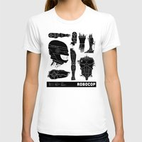 robocop T-shirts featuring Decommissioned: Robocop by Josh Ln