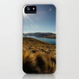 Lake Tekapo iPhone Case