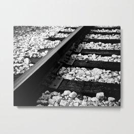 The Tracks 2 Metal Print