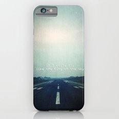 If I could fly iPhone 6s Slim Case