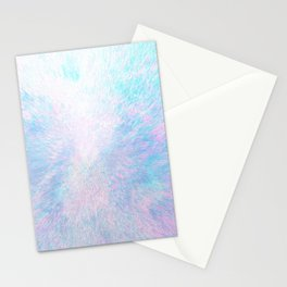 Snow Motion Stationery Cards