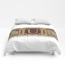 14 Street Union Square Comforters