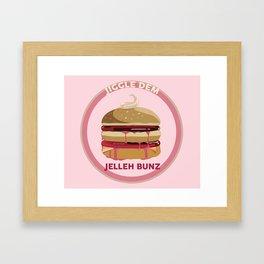Jelleh Bunz Framed Art Print