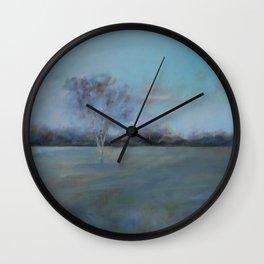 JW Turner's lament Wall Clock