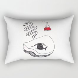 Piano Chemistry Rectangular Pillow