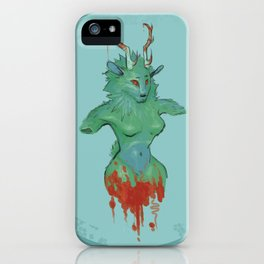 Nature's Woe iPhone Case