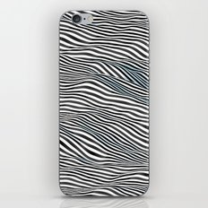 Ocean of Lines iPhone Skin
