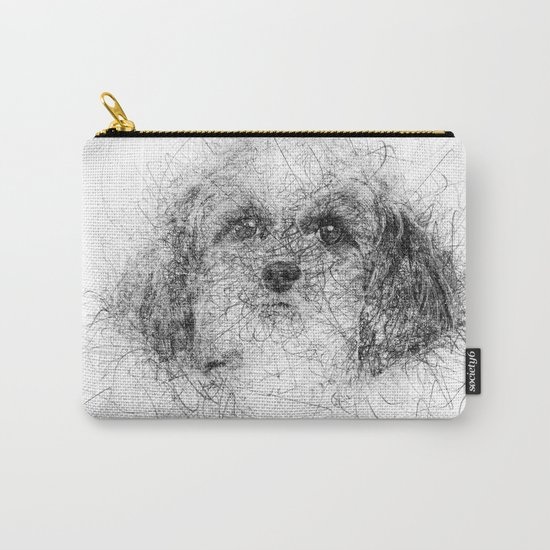 Dog Line Carry-All Pouch