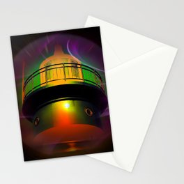 Lighthouse romance - Abstract in perfection  Stationery Cards