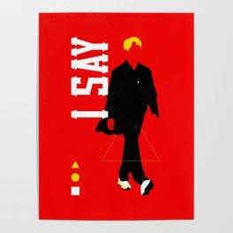 SHINee - I Say Poster