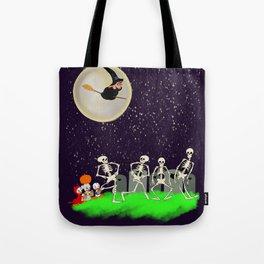 A Halloween Treat  Tote Bag