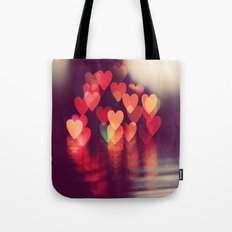 Love LIGHTS Tote Bag