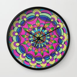 Balancing Imperfection of perfection Wall Clock