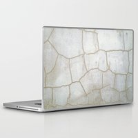 cracked Laptop & iPad Skins featuring Cracked  by Ethna Gillespie
