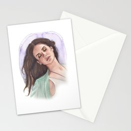 HIGH BY THE BEACH Stationery Cards