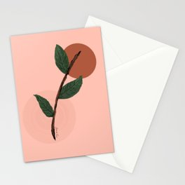 Little Plant Cutting Stationery Cards