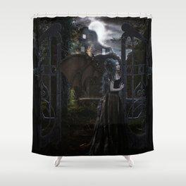 Devastation Shower Curtain