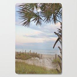 Dawn At The Beach Cutting Board